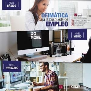 Ofimática para la búsqueda de empleo (Nivel básico, Medio, Avanzado) - Vall d'Uixó