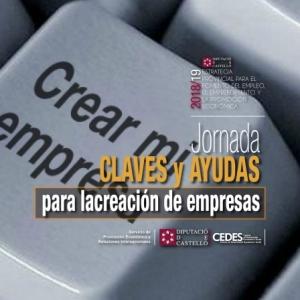 Tràmits i Ajuts per a la Creació d'empreses - Vinaròs
