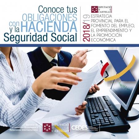 Coneix les teues obligacions amb Hisenda i Seguretat Social