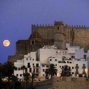 Agenda cultural del Castillo de Peñíscola - Visitas teatralizadas nocturnas