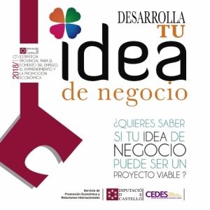 Desarrolla tu Idea de Negocio - Segorbe, Morella, Vall d'Alba