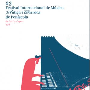 XXIII Festival Internacional de Música Antigua y Barroca - Arrima't a la música barroca