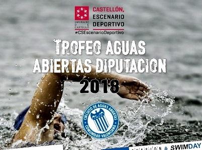 Trofeo aguas abiertas en Benicasim
