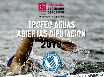 Trofeo aguas abiertas en Castellón de la Plana