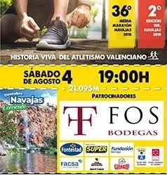 Media maratón en Navajas