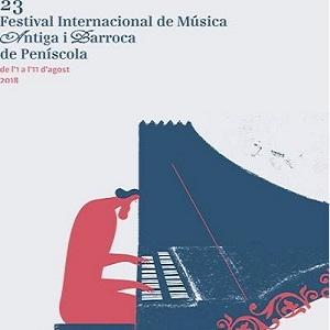 XXIII Festival Internacional de Música Antigua y Barroca -  Cantigues, tradició medieval