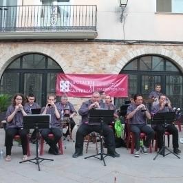 Dolç Festival en Chóvar - Concierto de dulzaina y timbal