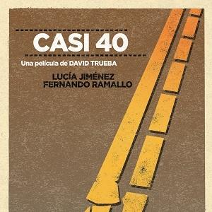 Cine comedia - Casi 40