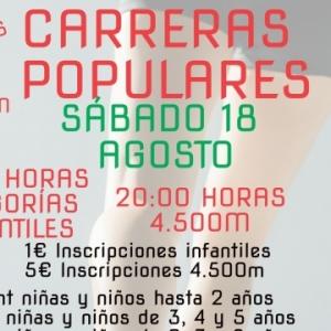 Carreras Populares. 42 Edición