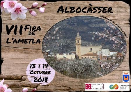 VII FIRA DE L'AMETLA (ALBOCÀSSER)