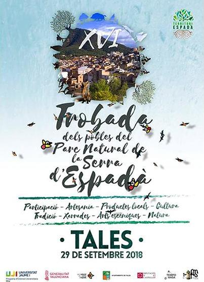 Encuentro de los Pueblos del Parque Natural de la Sierra de Espadán (XVI EDICIÓN)
