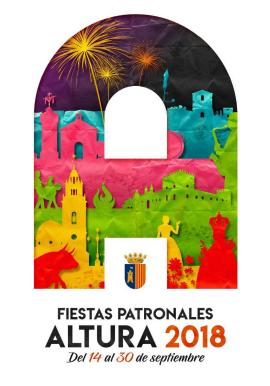 Fiestas Patronales de Altura 2018