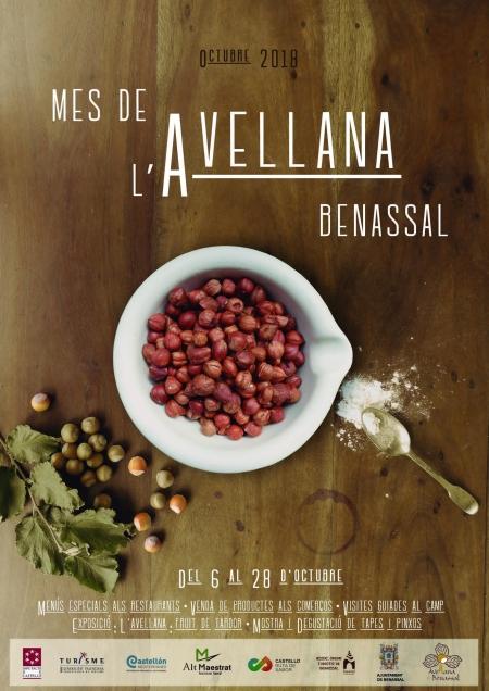 Nueva edición del Mes de la Avellana de Benassal