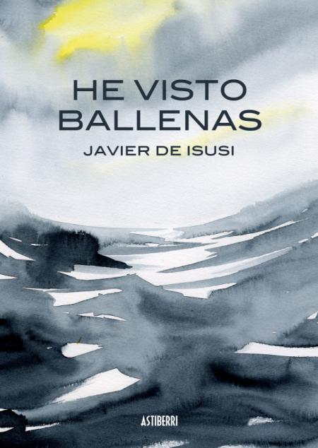 """TERTULIA """"HE VISTO BALLENAS"""" DE JAVIER DE ISUSI"""