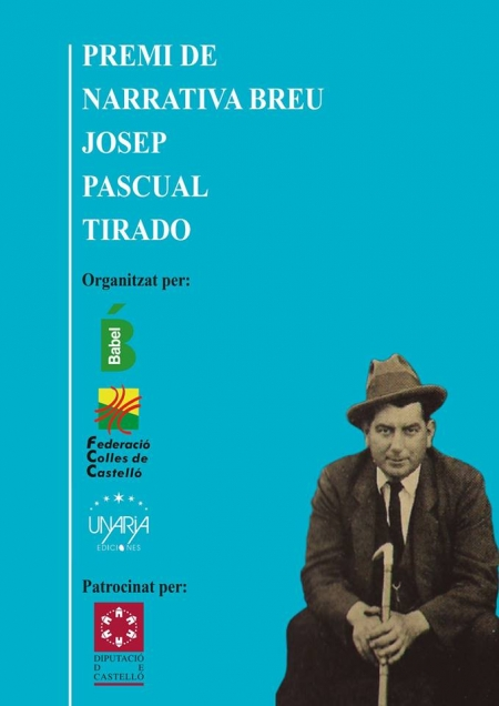 "ENTREGA DEL 19º PREMIO DE LITERATURA BREVE ""JOSEP PASCUAL TIRADO"""