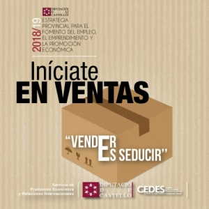Curso Iníciate en Ventas - Castellón