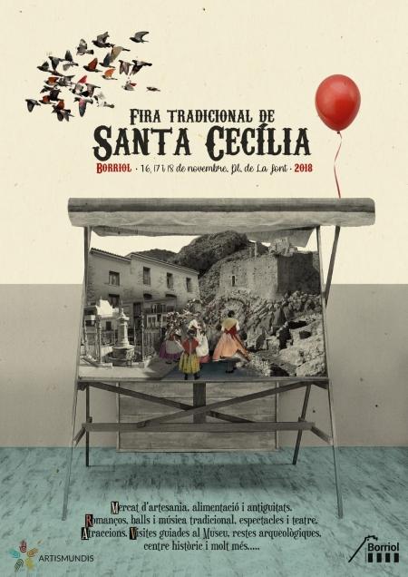 FERIA TRADICIONAL DE SANTA CECILIA