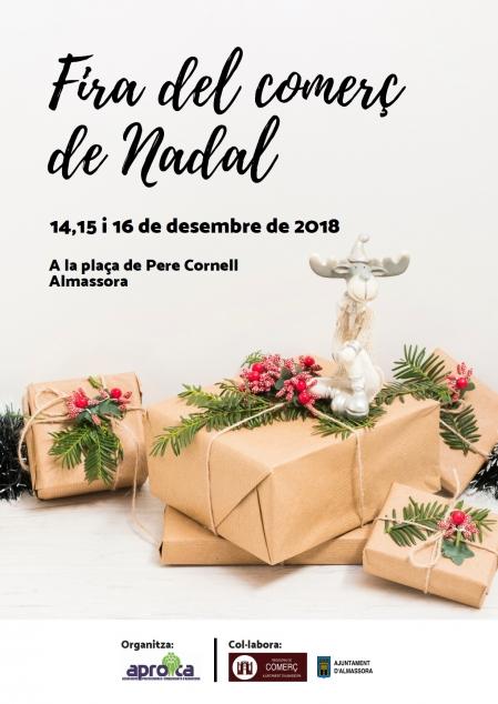 Fira de Nadal Almassora 2018
