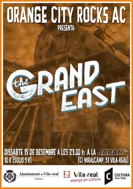 Concert The Grand East (Països Baixos)