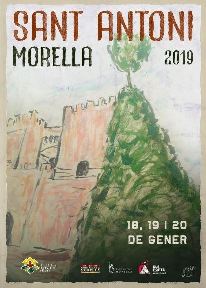 Sant Antoni 2019 (Morella)