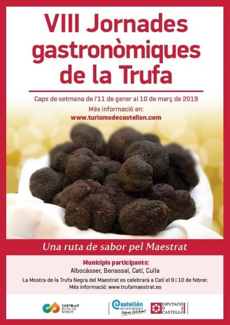 VIII Jornadas Gastronómicas de la Trufa