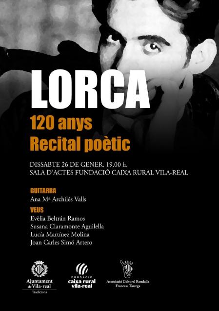 Concierto homenaje a Lorca