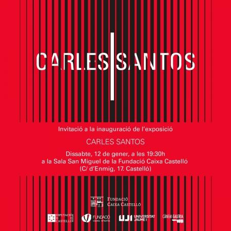 Exposición: Carles Santos