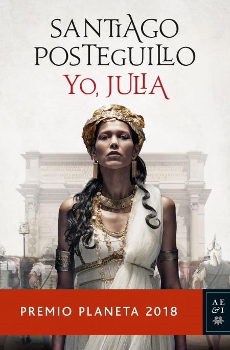 "Conferencia ""Yo, Julia"", con Santiago Posteguillo"