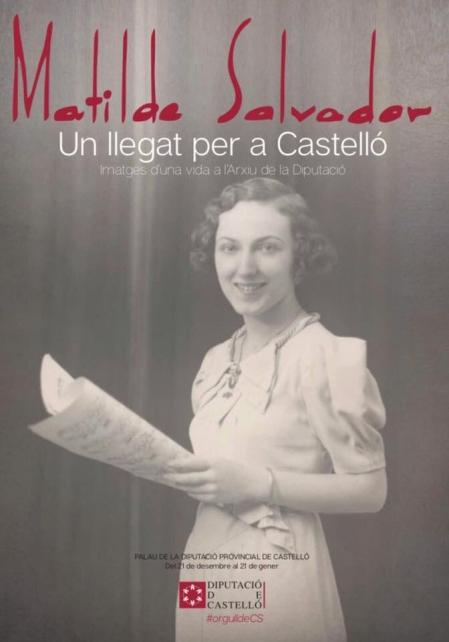 Exposición: Matilde Salvador, un legado para Castellón