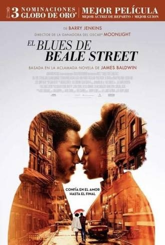 "CINEMA : ""EL BLUES DE BEALE STREET"""
