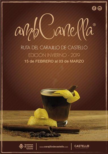 1ª edición de La Ruta del Carajillo de Castelló