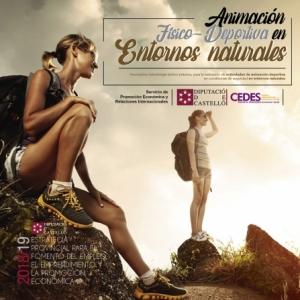 Animación Físico-Deportiva en entornos naturales-Almazora