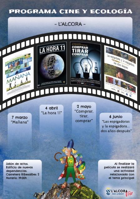 Programa 'Cine y Ecología'