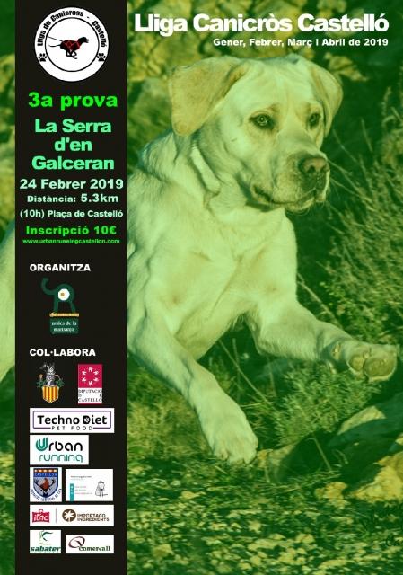 CANICROSS SERRA D'ENGALCERAN