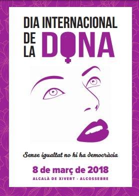 """Programación de actos """"Mes de la Mujer"""" en Alcalà-Alcossebre"""