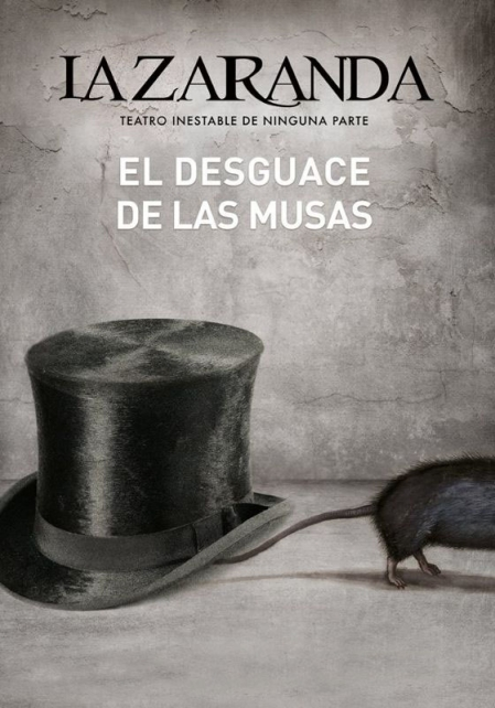 TEATRO :  EL DESGUACE DE LAS MUSAS