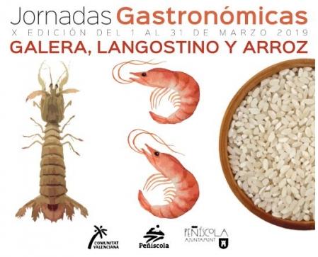 X Jornadas Gastronómicas del Arroz, la Galera y Langostino