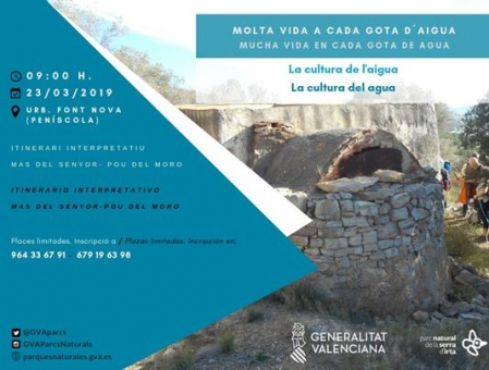 "Ruta Senderista ""La cultura del agua"""