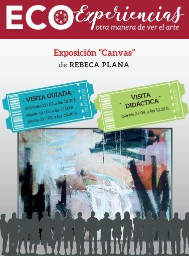 """Ecoexperiencias: """"Canvas"""" de Rebeca Plana"""
