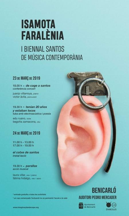I Biennal Santos de Música Contemporània