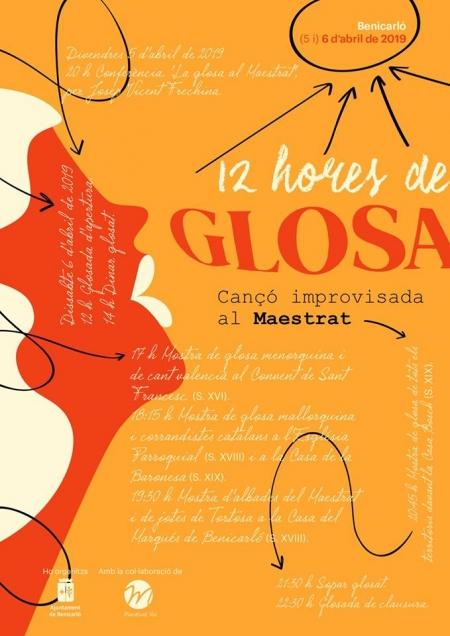 Festival '12 horas de glosa'