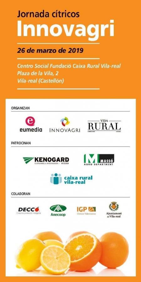 """Jornada Cítricos: """"Innovagri"""""""