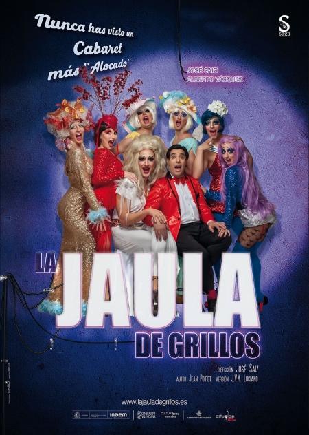 "Teatro: ""La Jaula de Grillos"""