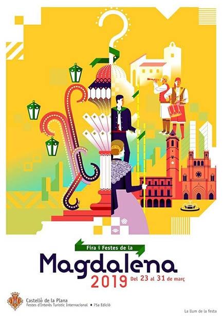 Fiestas de la Magdalena 2019