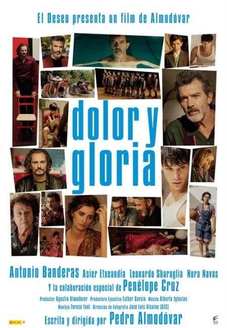 Cinema: Dolor i glòria