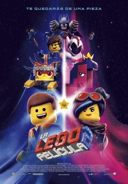 Cinema:  LA LEGO PELÍCULA 2