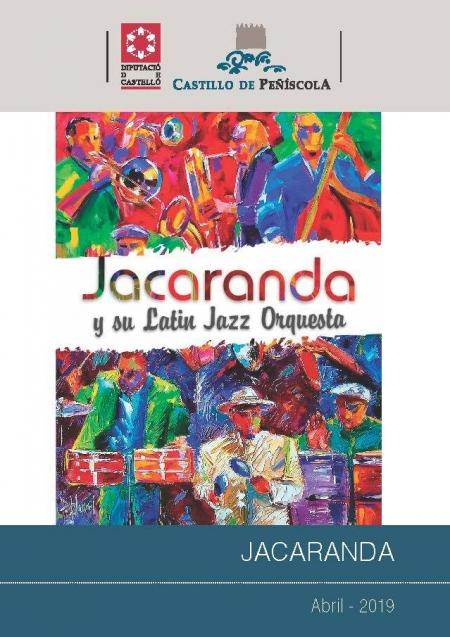 Conciert: JACARANDA i el seu Latin Jazz Orquestra