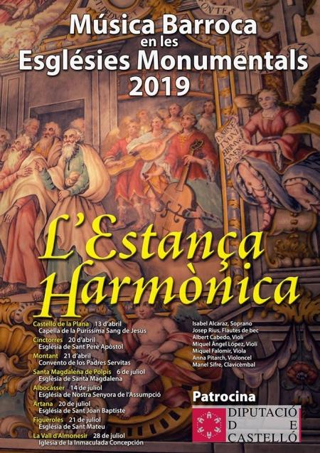 Concert: L'Estança Harmònica
