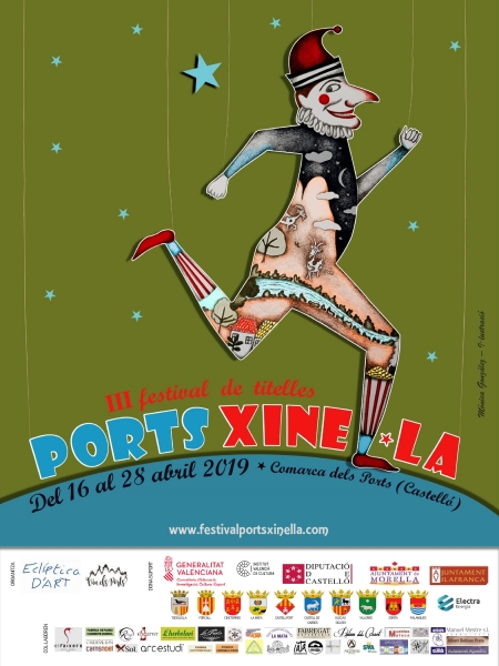 III Festival de títeres Portsxinel·la