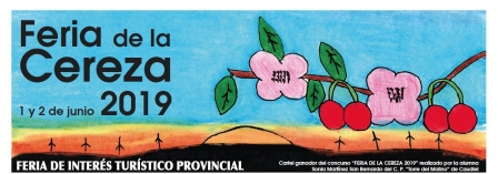 Feria de la Cereza 2019 en Caudiel
